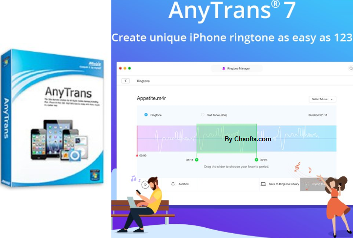 AnyTrans Crack Full Keygen